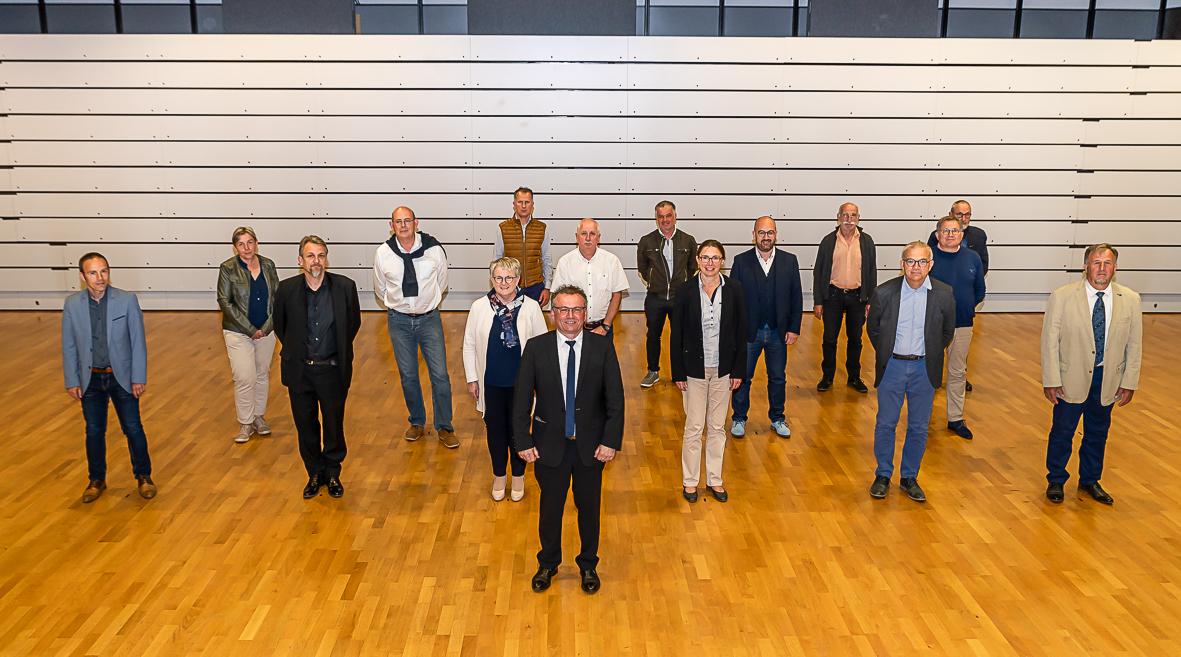 Conseil des maires
