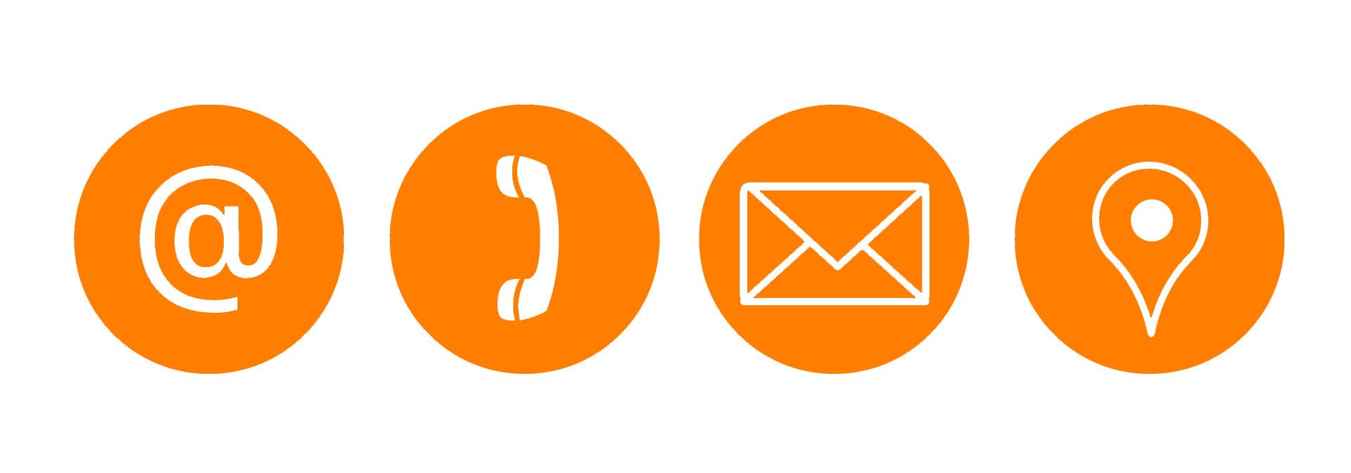 Contacts des services
