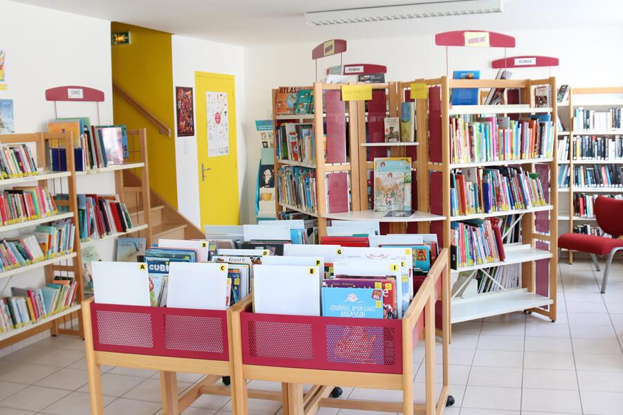 Annuaire des bibliothèques