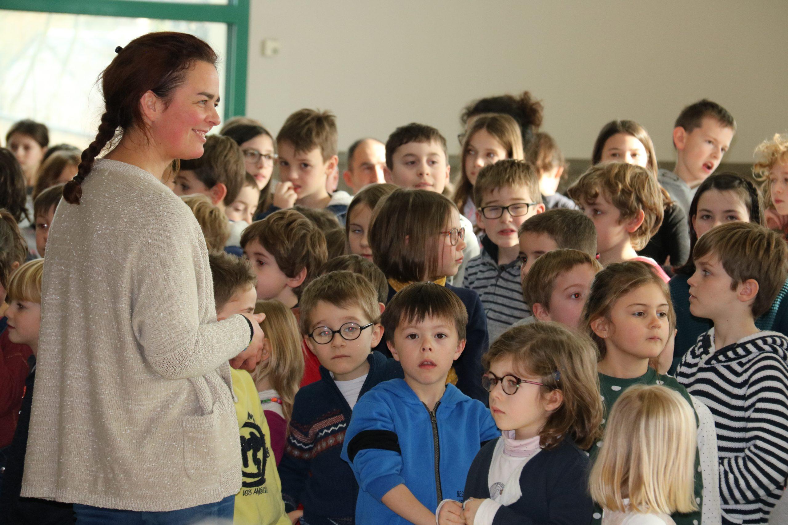 Musique en milieu scolaire